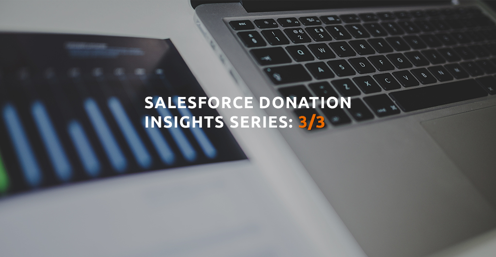 Salesforce Donation Insights